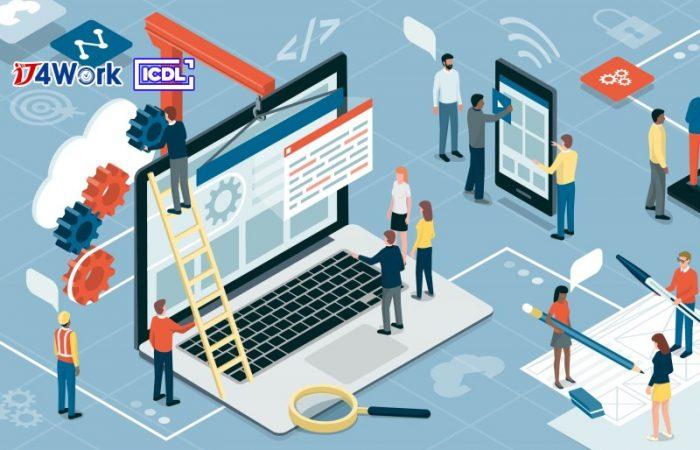 Cộng tác trên mạng trực tuyến – Online Collaboration