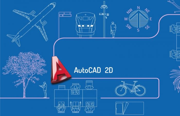 Thiết kế đồ họa 2D – 2D CAD