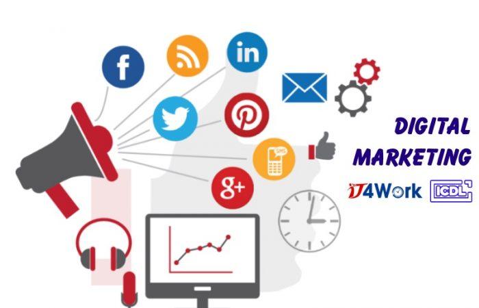 Tiếp thị số – Digital Marketing