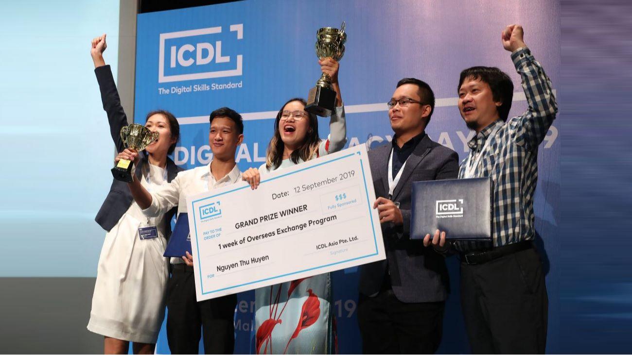 Chứng chỉ tin học quốc tế ICDL