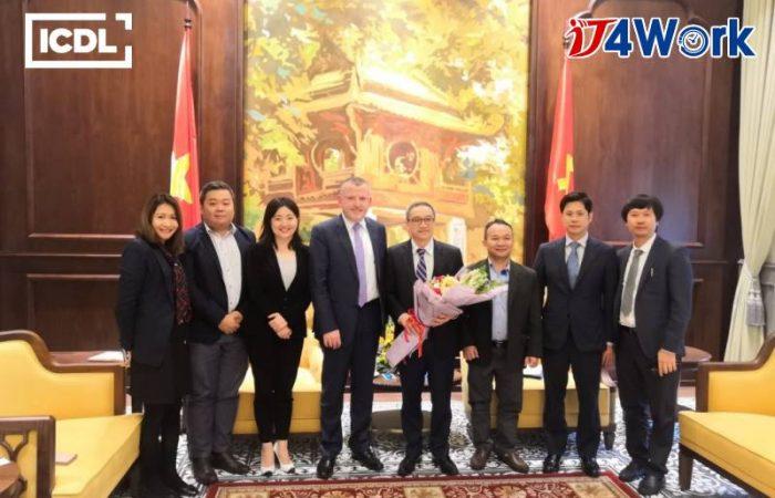 Chứng chỉ tin học quốc tế ICDL được công nhận tại Việt Nam