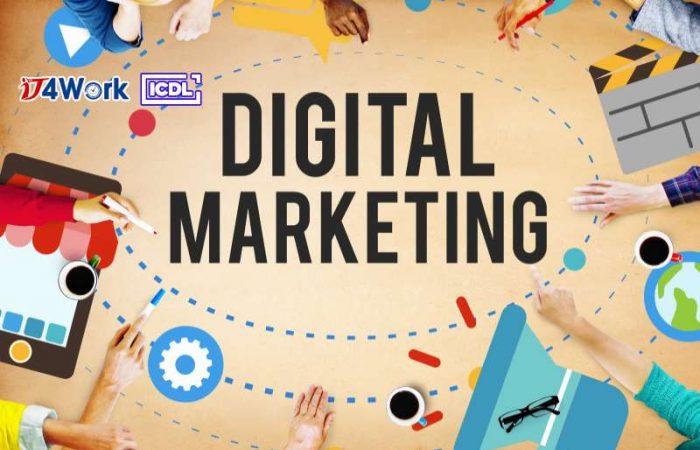 Khóa học Chứng chỉ sơ cấp Digital Marketing