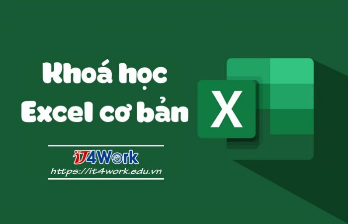 Khoá học Excel cơ bản